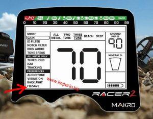 Металотърсач Makro Racer 2