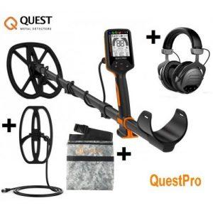 Quest Pro металотърсач комплект