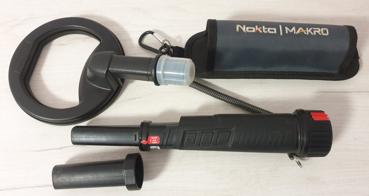 Nokta Makro Pulse Dive 2 in 1 пинпойнтер